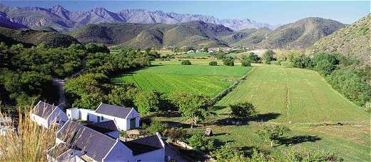 Guest House and Lodge Oudtshoorn